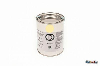 Originalfarbton beige passend für MZ ES 125 150 175 250 0,5l spritzfertig Basislack