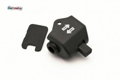 Blinkerschalter schwarz passend für MZ SIMSON komplett