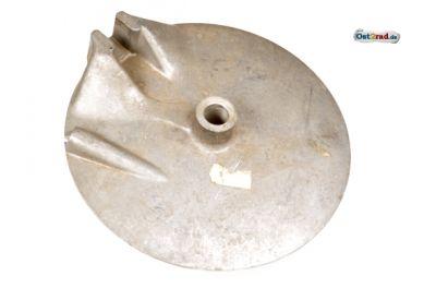 Gegenhalter Bremsbacken Vorderrad passend für MZ ES 125 150