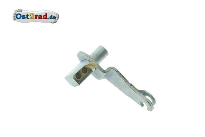 Bremshebel mit Kontaktfeder Bremsnocken passend für MZ ES TS ETZ