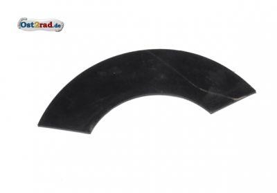 Gummikeder Knieblech links passend für MZ ES TS 125 150
