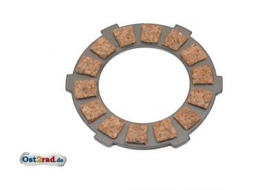 Kupplungsscheibe Roller Tatran Kupplungslamelle