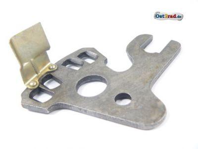 Segmenthebel vollständig Schaltung passend für MZ ES, ETS, TS 125, 150