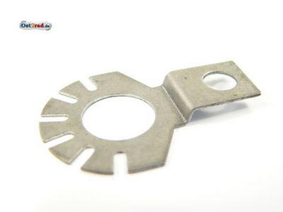 Sicherungblech für Druckfederkappe (Kupplung) passend für MZ ES TS RT 125 150