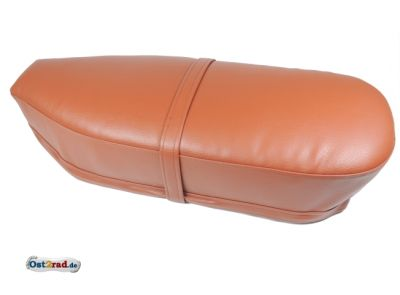 Sitzbank hellbraun Jawa CZ 125 - 350 Panelka gerade