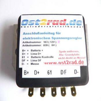 Spannungsregler Regler 12V passend für MZ TS ETZ elektronik