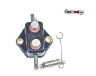 Stopplichtschalter, Schalter für Bremslicht JAWA CZ 125 - 350