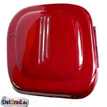 Werkzeugkasten Jawa CZ 125 - 350 neu rot, Rastenverschluss