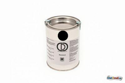 1 L peinture acrylique noire origine