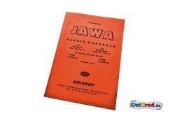 Fahrerhandbuch JAWA Perak 250 350 deutsch