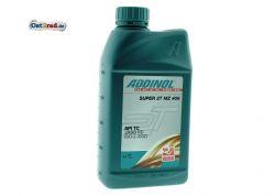 2-Takt Öl teilsynthetisches Hochleistungsöl MZ406 1 Liter Addinol