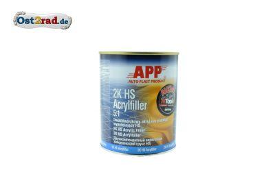 2K HS Acrylfiller 5:1 APP 1L weiß
