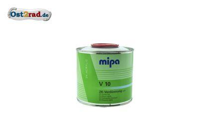 2K Verdünnung MIPA V10-kurz 0,5L