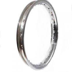Rim chromium-plates IFA MZ RT125, 1,85x19