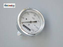 Speedometer Jawa Perak bis 120km/h