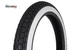 White wall tyres 2,75-16 Simsons Oldtimer with street licensing