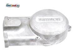 Lichtmaschinendeckel Simson S51 SR50 KR51/2 Schwalbe Alu natur