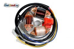 Grundplatte Simson 6V 35/35W Elektronik Bilux S51 SR50 KR51/2