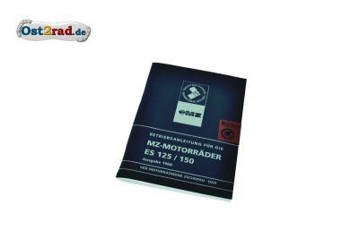 Manual MZ ES 125, 150