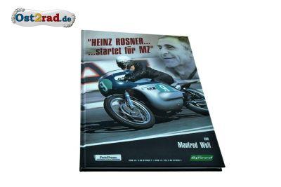 Buch Heinz Rosner... startet für MZ