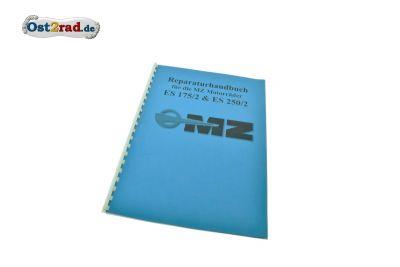 Repair Manual MZ ES 175 / 2, ES 250 / 2