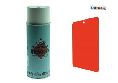 Bombe aérosol de peinture MZ SIMSON-Leifalit 400 ml rouge flamme