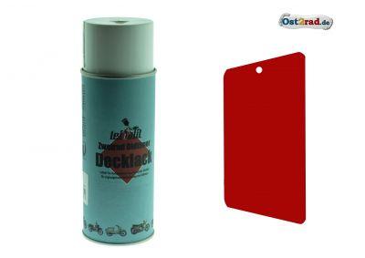 Bombe aérosol de peinture MZ SIMSON-Leifalit 400 ml Rouge