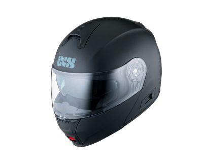 Klapphelm IXS HX 325 schwarz matt