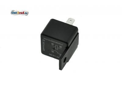 Abschaltrelais 6V Powerdynamo passend für IWL, ES, TS, ETS, ETZ 125, 150, 250