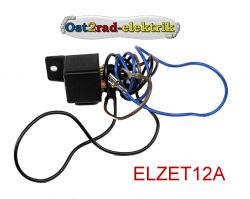 Cutt-off relay ignition ELZET12 MZ ETZ ignition system