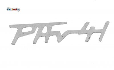 Abzeichen JAWA PAV 41 Anhänger Aluminium