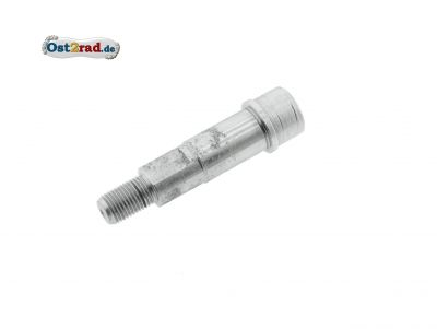 Flange bolt, Extension for wheel spindle for all MZ TS 250
