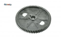 Driving wheel 68 teeth for gearbox MZ 250