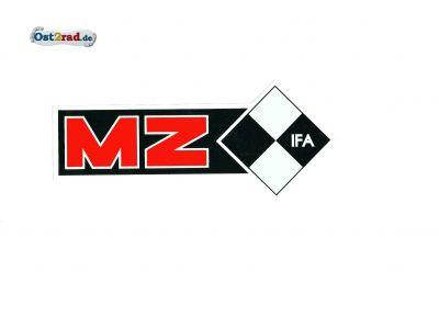 Adhésif MZ IFA côté droit