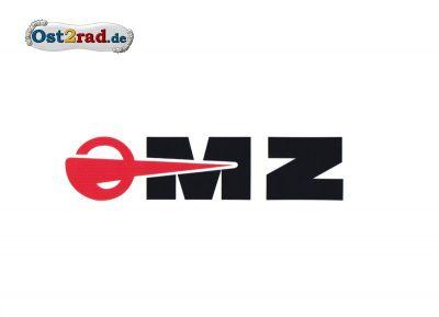 Aufkleber passend für MZ Logo WEISS - 73x22