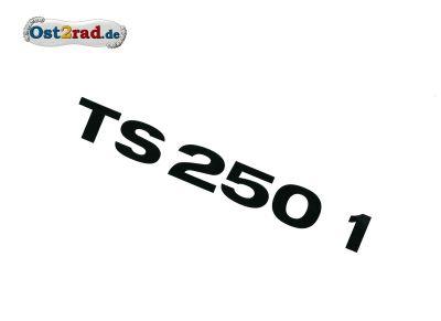 Adhésif cache latéral MZ TS 250/1