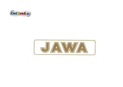 Adhésif JAWA or