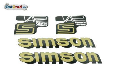 Ost2radcom Aufkleber Passend Für Simson Page 3
