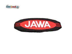 Patch Oval Jawa Californian Logo