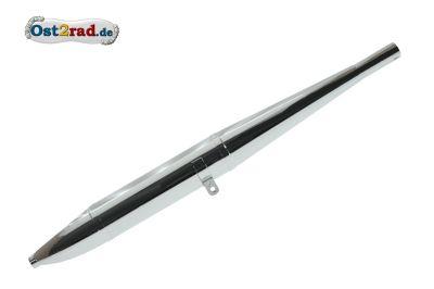 Auspuff Zigarre SIMSON AWO Sport 425 95cm ø35mm zerlegbar