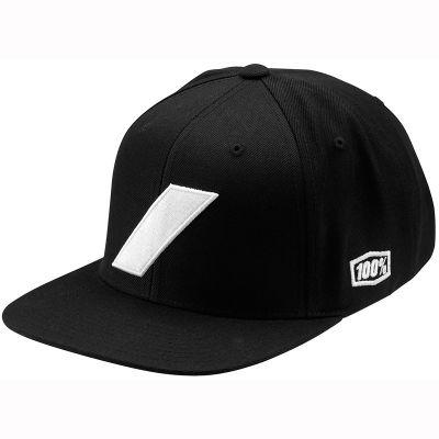 Basecap 100% SLASH schwarz