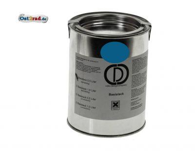 Originalfarbton türkisblau ES 125 150 250 0,5l spritzfertig Basislack