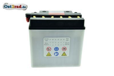 Battery 12V 9A , MZ / ETZ