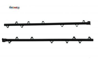 Befestigungsrohre für Einzelsitze passend für TS 250 ETZ 125 150 251 Set