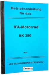 Handbook IFA BK350