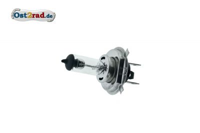 Bulb 12V 60/55W H4 halogen PT43t