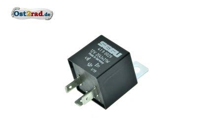 Blinkgeber elektronik passend für MZ SIMSON 12V
