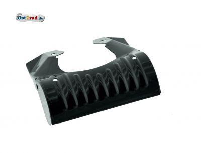 Bodenblech für Armaturenblock schwarz puverbeschichtet SR50 SR80
