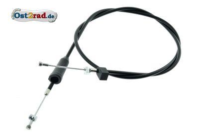 Câble embrayage noir cintre plat MZ ES TS ETS 125 150
