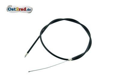 Câble de pompe à huile noir MZ ETZ 125 150
